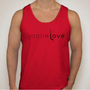 Goalie Love Tank