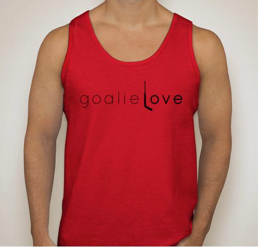 1282df4d Goalie Love Tank - Goalrobber Hockey Schools