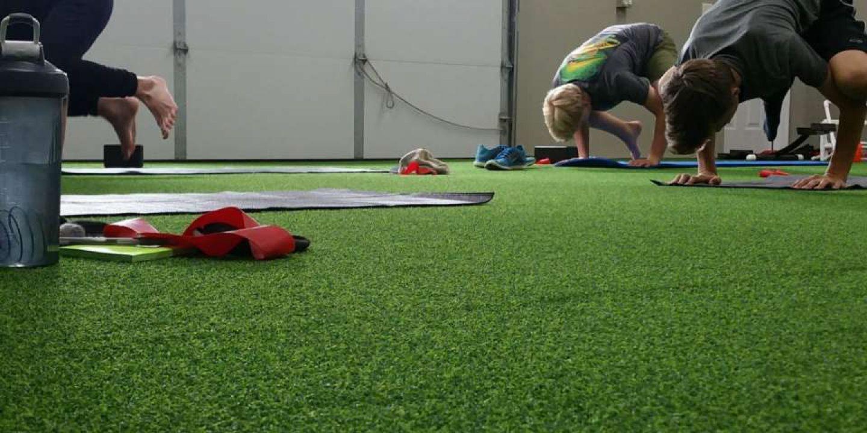Goalie Yoga Power Sequence