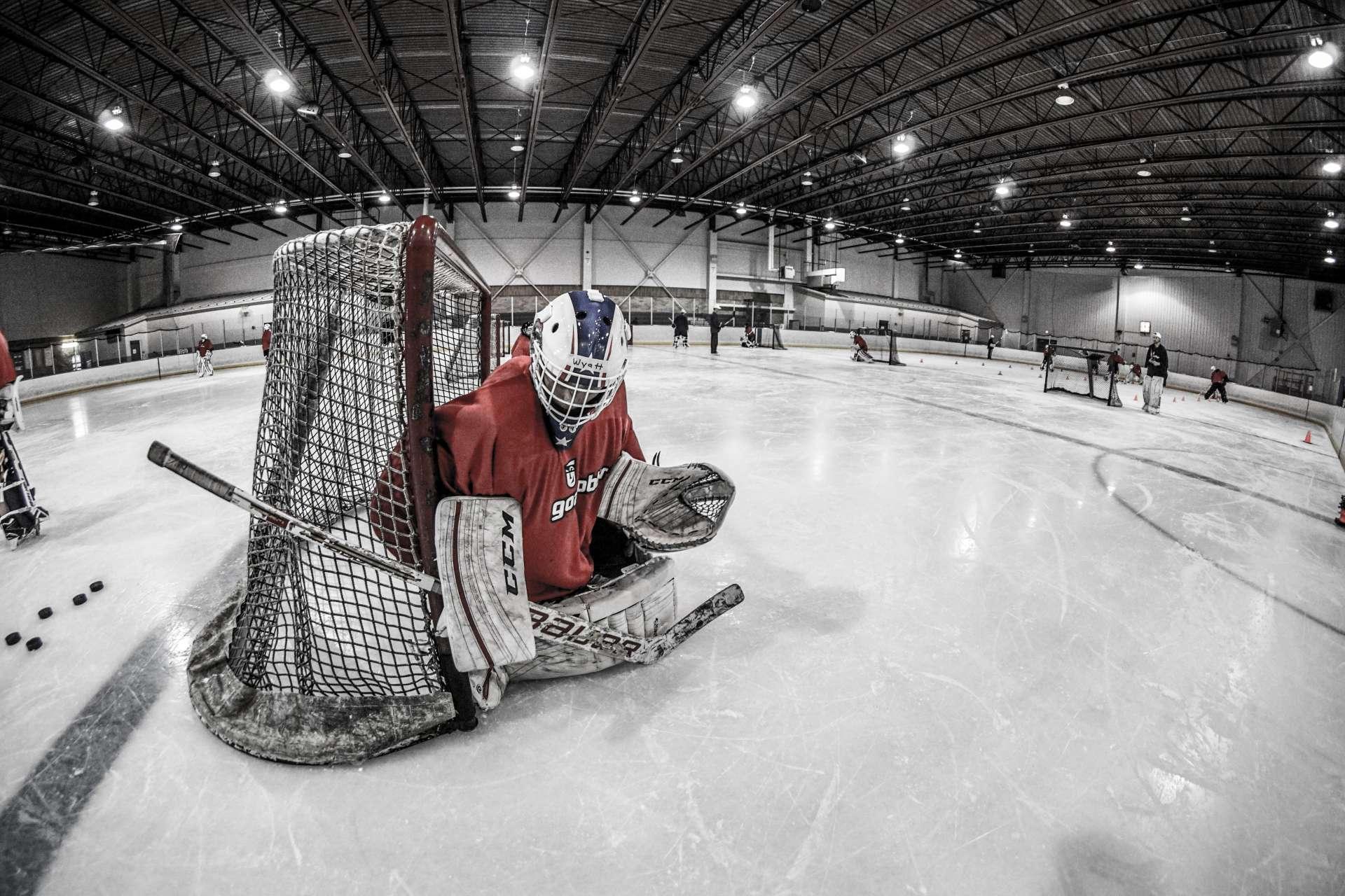 Goalrobber Hockey Schools