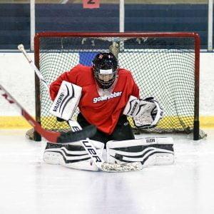 Goalie Yoga Goalrobber Hockey Schools