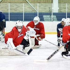 On Ice Small Group Lessons - Goalrobber Hockey Schools
